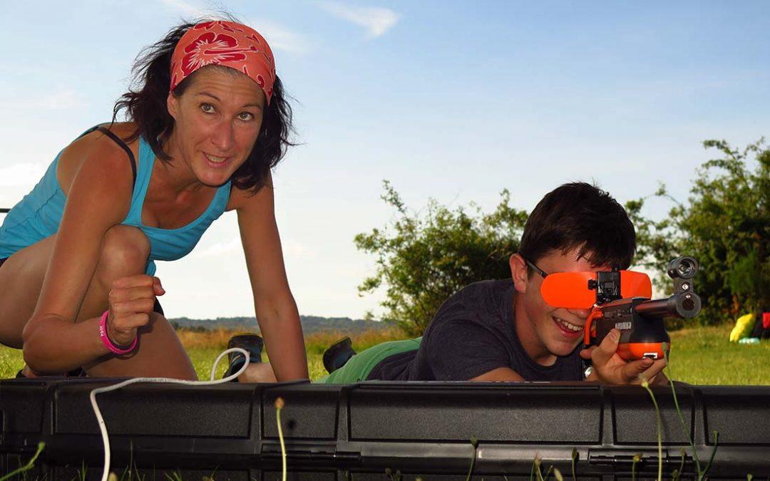 Le biathlon, une activité ludique pour petits et grands