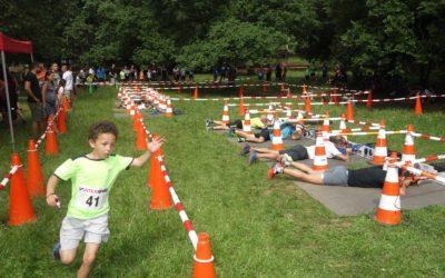 Biathlon Attitude à la Fête du Sport à Ussel